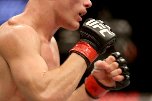 USADA will have the authority to test any fighter at any time. (AP)