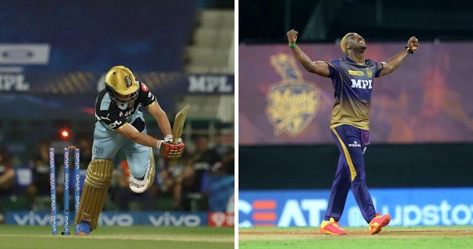 AB De Villiers-Andre Russell
