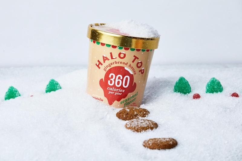 Halo Top is bringing back this iconic flavor for the holidays