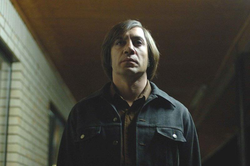 "Javier Bardem technically didn't do too much to change for his role in ""No Country For Old Men,"" but he was lucky enough to receive one of the worst haircuts in movie history. But he got the last laugh when he scooped up the Oscar for Best Supporting Actor."