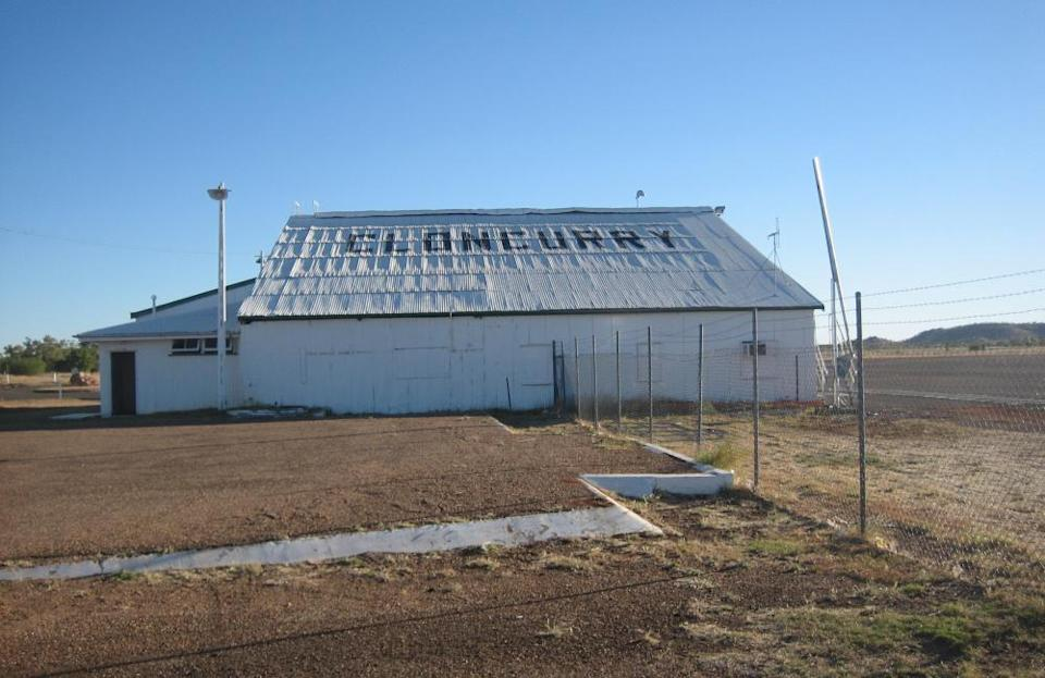 Cloncurry shire airport