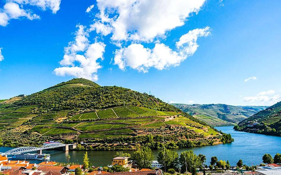 A river cruise on Douro may be an option for Britons this year - istock