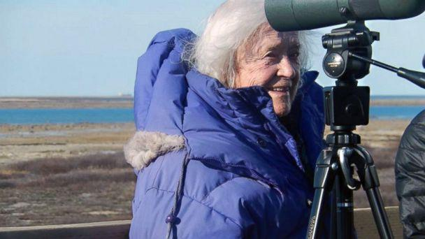 100-Year-Old Woman Fulfills Bucket List Dream to See Polar Bears in the Wild