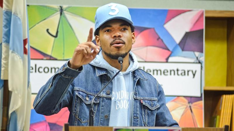 Chicago Students Thank Chance the Rapper for Million-Dollar Donation