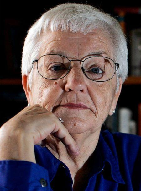 PHOTO: Jane Elliott, an outspoken advocate against racism, is seen here on March 9, 2009 in Sun City, Calif. (Gina Ferazzi/Los Angeles Times via Getty Images, FILE)