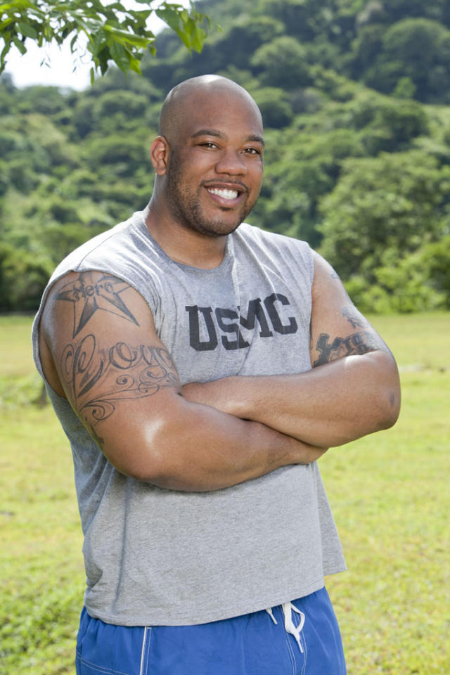 Fan Shamar Thomas, an Iraq War Veteran currently living in Brooklyn, N.Y., is set to compete in SURVIVOR: CARAMOAN ? FANS vs. FAVORITES when the twenty-sixth installment of the Emmy Award-winning reality series premieres with a special two-hour edition, Wednesday, February 13 (8:00 ? 10:00 PM ET/PT) on the CBS Television Network.