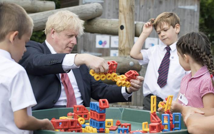 Boris Johnson - Jeremy Selwyn - WPA Pool/ Getty Images