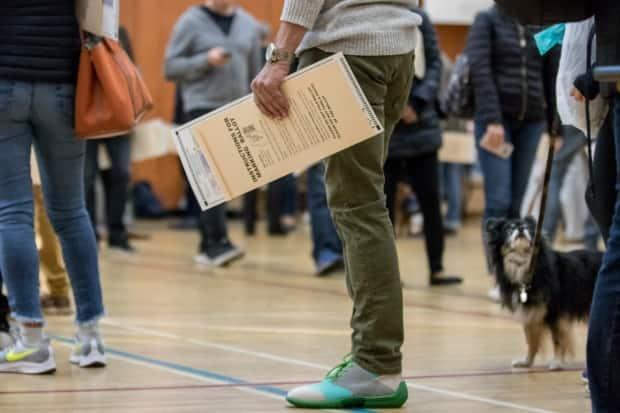 Permanent residents in New Brunswick used to be able to vote in municipal elections.