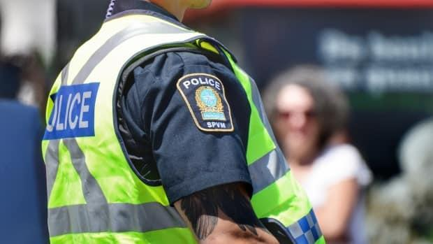 Stopmtl.ca will allow researchers to map out the social and physical distribution of police stops in Montreal.  (Jean-Claude Taliana/CBC - image credit)
