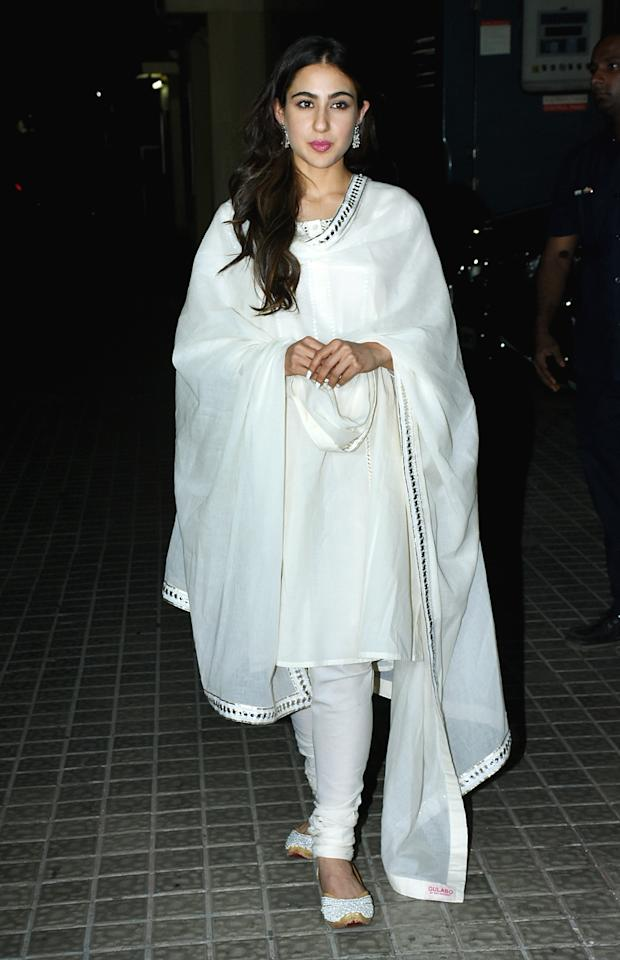 """<p>Sara has graduated from Columbia University – an ivy league college in the US. She joined the film industry after she completed her education, as per her dad, Saif's wishes, """"My father used to say I should finish my studies first before entering films. He was fully supportive if I wanted to do films but wanted me to study first."""" </p>"""