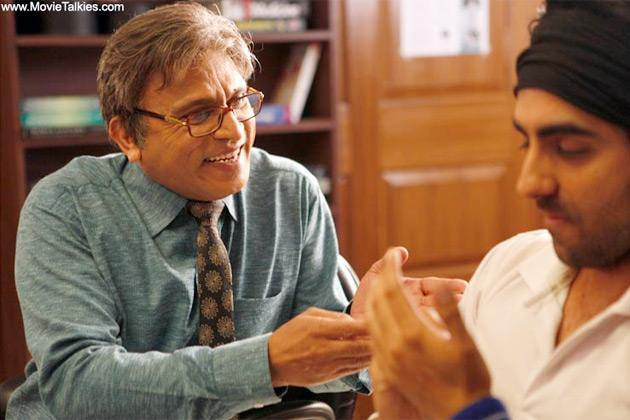 Best Actor in a Supporting Role (Male): Annu Kapoor - Vicky Donor