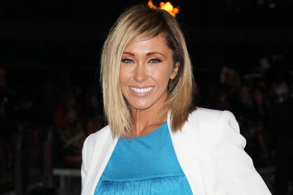 Jenny Frost tweets picture of leg in cast after night out partying in Ibiza