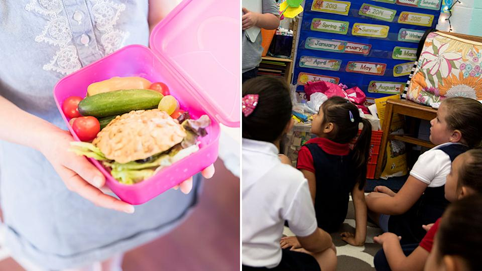 A one-year-old girl has died, after choking on her lunch. Source: Getty Images