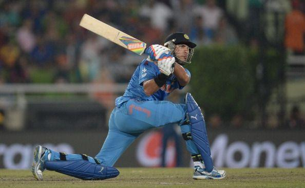 Yuvraj Singh's last T20I came against England as well