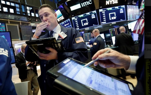 U.S. Indices Lower On Earnings, Weak PMI Drags On The EU, Trade Hopes Lift Asia