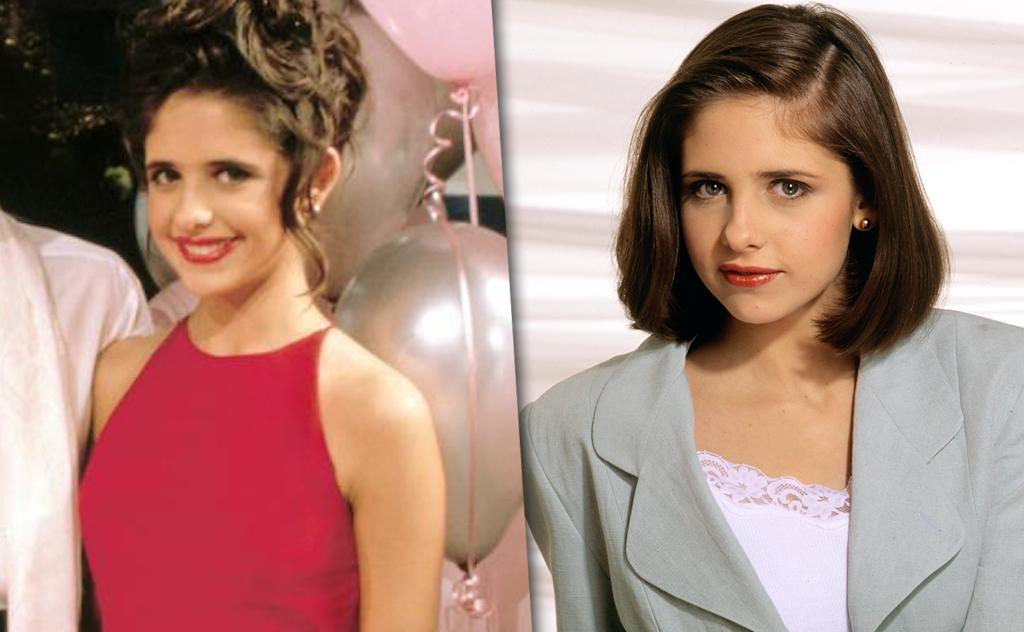 """<p><strong>Before <em>Buffy</em>she was: </strong>Sydney Orion Rutledge (<em>Swans Crossing</em>, 1992); Kendall Hart (<em>All My Children</em>, 1993-1995) Landing her first acting gigs at the tender age of 4, Gellar graduated into soap operas during her teen years, first on the short-lived syndicated teen sudser, <em>Swans Crossing</em>, playing the wealthy scion of the titular seaside town's mayor. But her most famous pre-Buffy character (who is arguably still more famous than Buffy for a certain demo of the viewing public) is Kendall Hart, long-lost """"bad girl"""" daughter of <em>All My Children</em>'s reigning queen, Erica Kane (Susan Lucci). Gellar originated the role, which was later taken over by Alice Minshew, and even returned to the soap prior to its 2011 series finale for a cameo as a mental patient who believes she sees — you guessed it — vampires. (Credit: Everett Collection/Getty Images) </p>"""