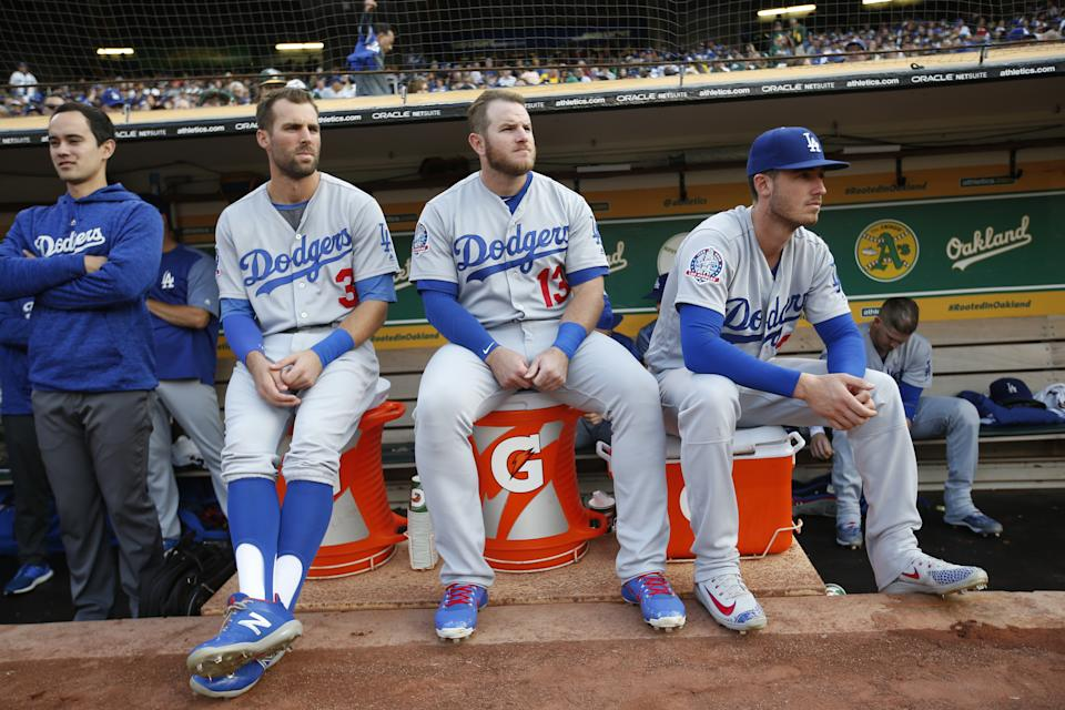 Between Chris Taylor, Max Muncy and Cody Bellinger, the Dodgers have viable coverage for every position on the field except catcher.