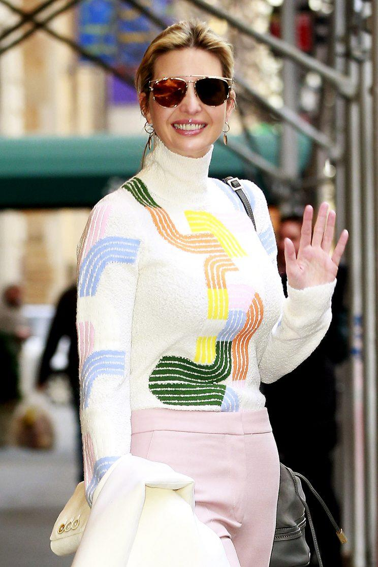 ivanka trump s latest look proves she s a street style star