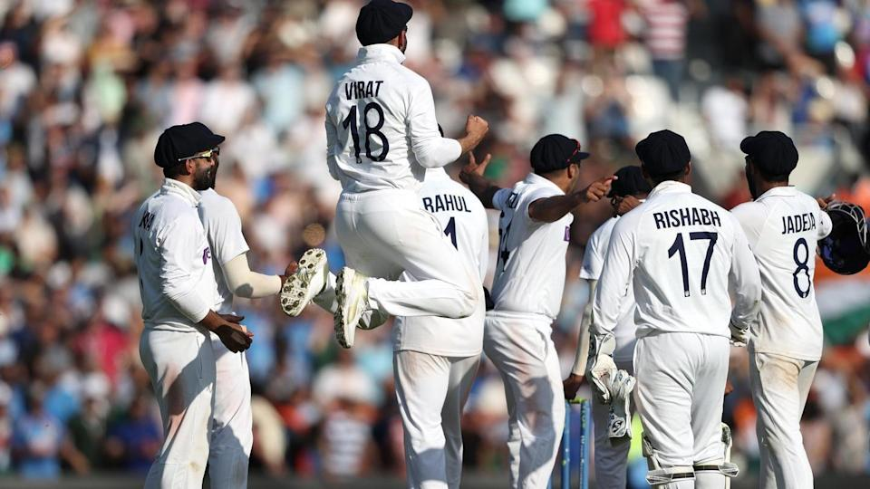 Unique records scripted by Team India at The Oval
