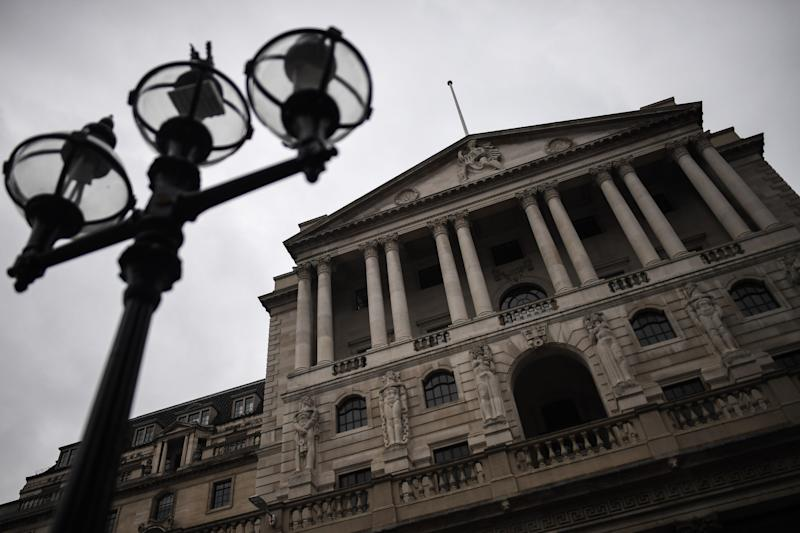 General view of the Bank Of England on September 27, 2020 in London, England. In a recent interview, Bank of England (BoE) policymaker Silvana Tenreyro defended the possible use of negative interest rates, citing encouraging evidence from other countries. Photo: Peter Summers/Getty Images