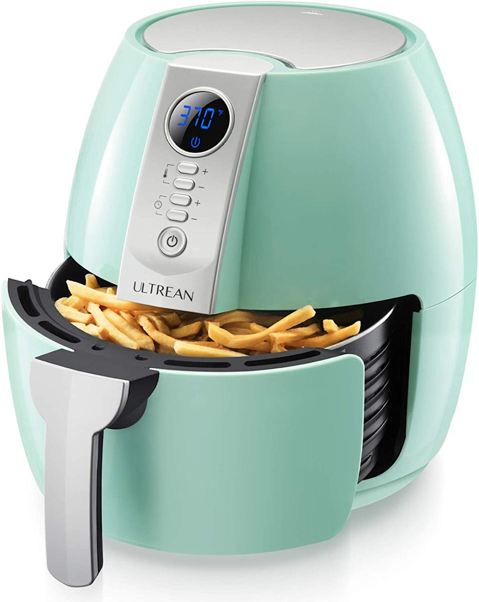 Ultrean Air Fryer, 4.2 Quart - Amazon, $90 (originally $150).
