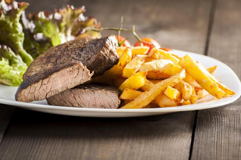 Order well done steak at your own peril. Photo: Getty