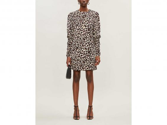 Step out in style this summer with this leopard-print mini (Selfridges)