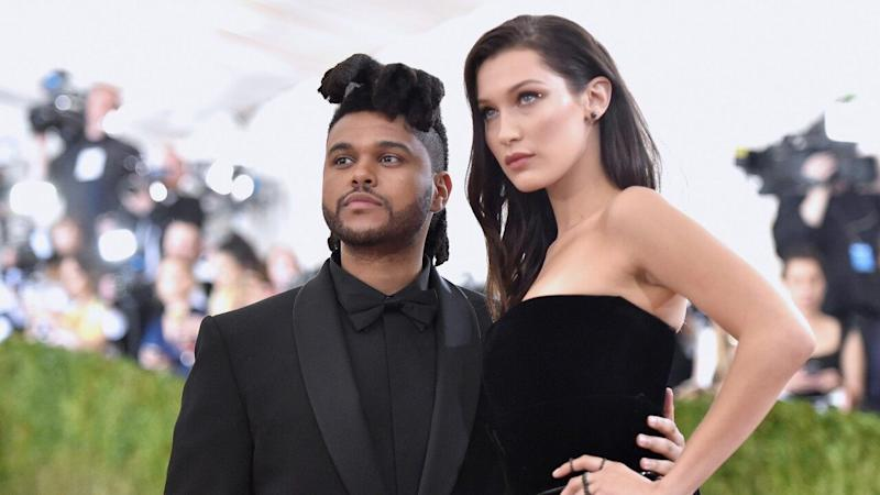 Bella Hadid and The Weeknd are officially over again