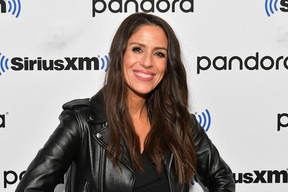 "Soleil Moon Frye is reprising the title role in the new ""Punky Brewster."" (Photo: Dia Dipasupil/Getty Images)"
