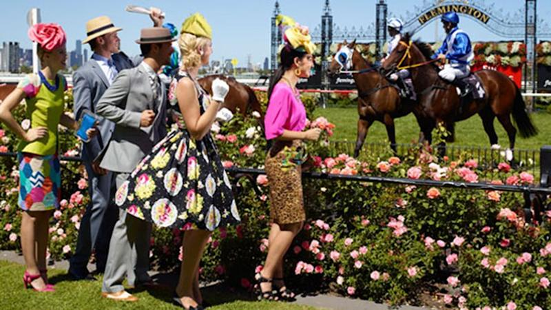 A big fan of the glitz and glamour of the races, the 34-year-old inspiration has turned to her Facebook followers in a plea to make the race.