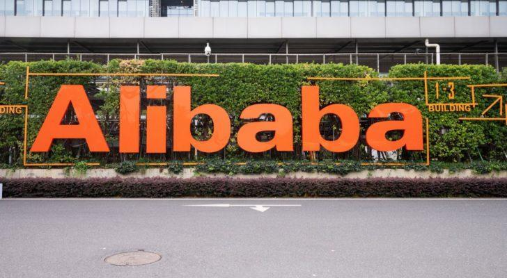 It Doesn't Look like There's Much That Can Stop Alibaba Stock