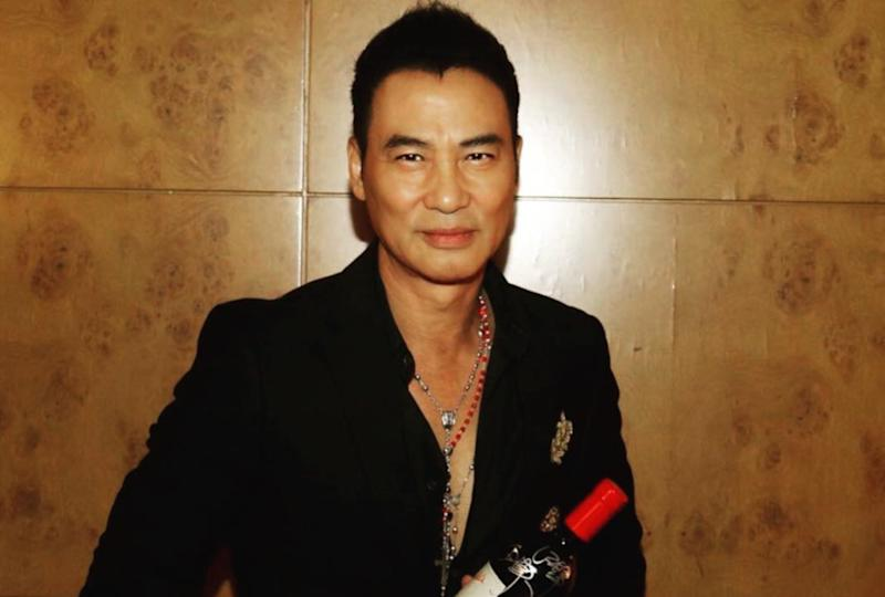 Simon Yam has been transferred to a normal ward to continue with his treatment following the stabbing incident July 20, 2019. — Picture courtesy of Instagram/ simonyamofficial
