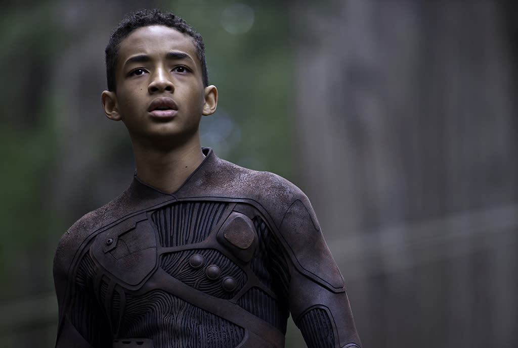"Jaden Smith, ""After Earth"""