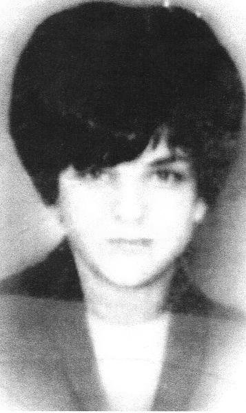 This undated image released by the Waterbury Police Department via the Republican-American newspaper shows an image of Diane McDermott, the mother of actor Dylan McDermott, who was murdered in 1967. Waterbury police reopened the investigation last year into McDermott's death after Dylan McDermott contacted them with questions, the Republican-American newspaper reported Sunday and Monday, June 24-25, 2012, as part of a two-part series. A police investigation concluded that she was killed in 1967 by her now-dead gangster boyfriend John Sponza, who lived with McDermott at the time. He had told authorities that McDermott accidently shot herself after picking up a gun he had been cleaning. (AP Photo/Waterbury Police Department via the Republican-American via The Republican-American)