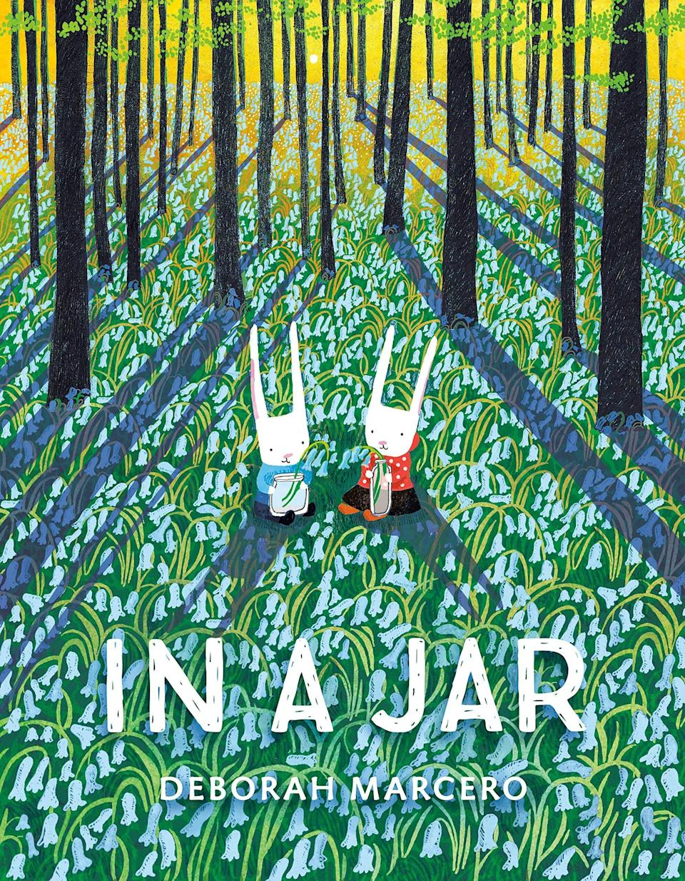"""""""In A Jar"""" focuses on cherishing memories, keeping friendships alive and coping with loneliness. <i>(Available <a href=""""https://www.amazon.com/Jar-Deborah-Marcero/dp/0525514597"""" target=""""_blank"""" rel=""""noopener noreferrer"""">here</a>.)</i>"""