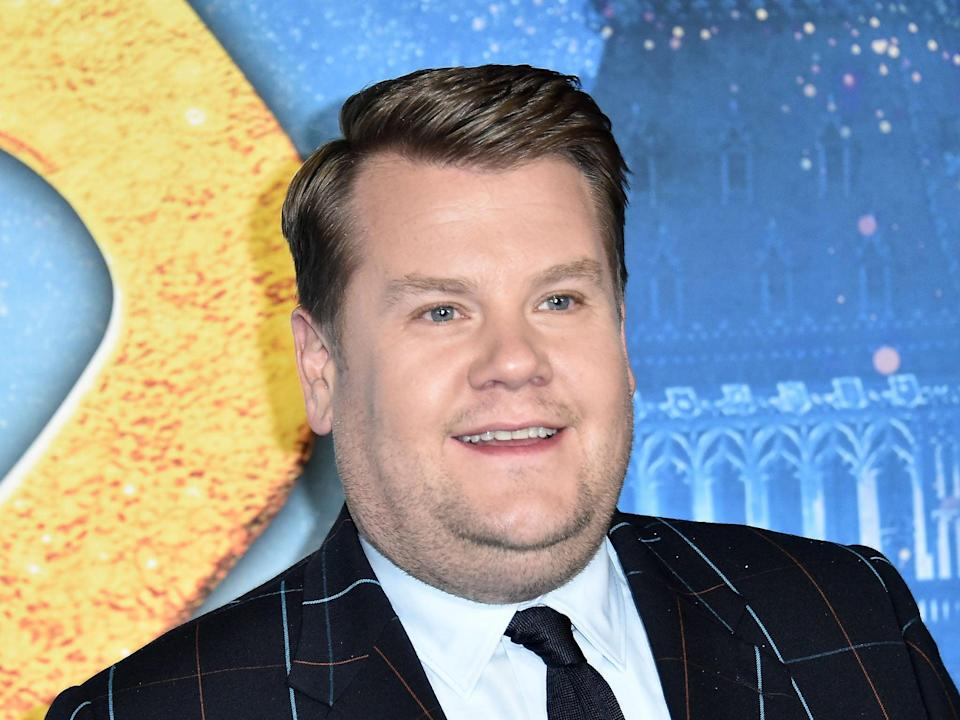 James Corden at the Cats premiere in 2019 (Steven Ferdman/Getty Images)
