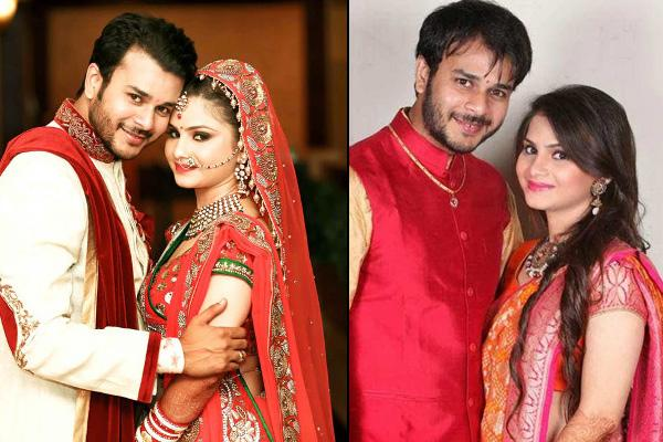 Jay Soni and Pooja Shah