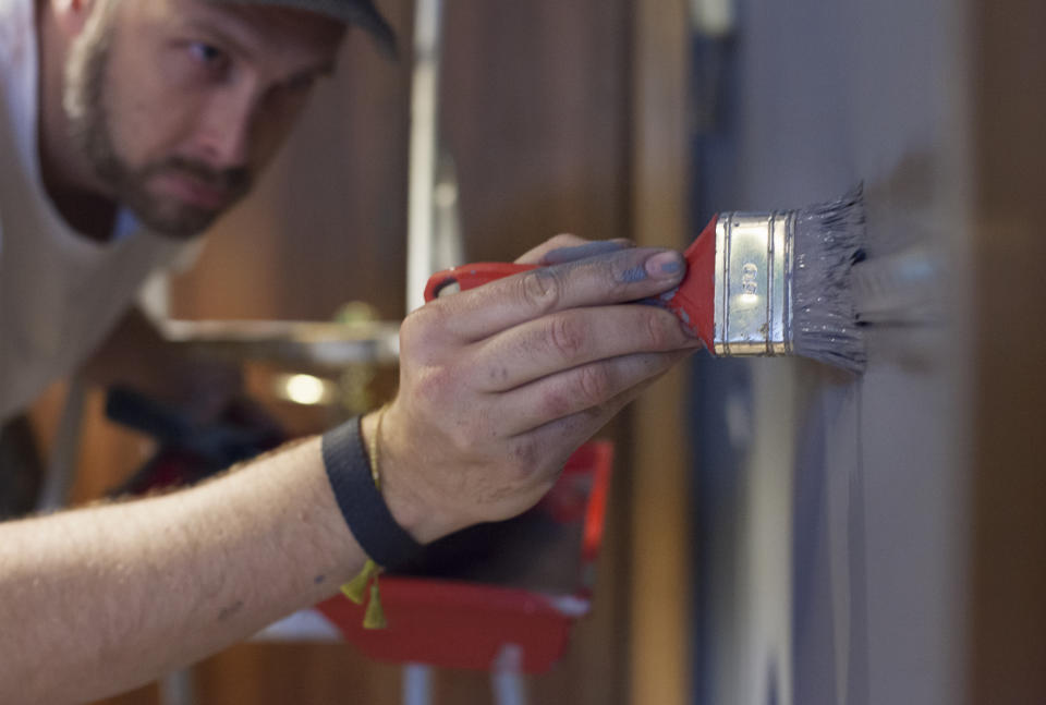 Painters, decorators and plasterers are in high demand. Photo: Getty Images
