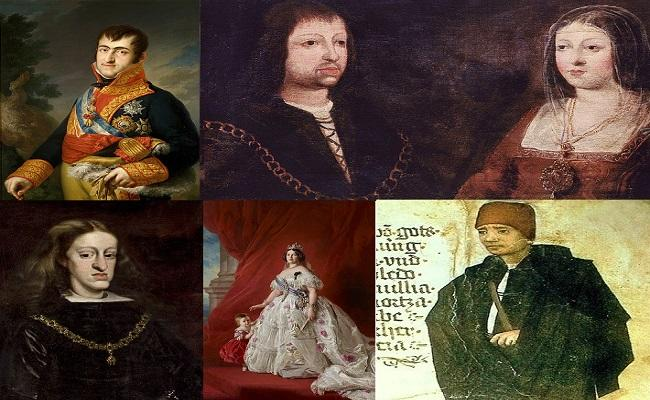 Nickname kings and queens became & # xf3;  in effective publicity campaigns for or against monarchs throughout history (images see Wikimedia commons)