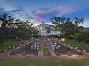 """<p>Just across the Mobile Bay, <a href=""""https://www.grand1847.com/"""" rel=""""nofollow noopener"""" target=""""_blank"""" data-ylk=""""slk:The Grand Hotel"""" class=""""link rapid-noclick-resp"""">The Grand Hotel</a> offers a warm and charming welcome to those seeking a relaxing vacation on the gulf side of Alabama—or on their way down the Florida Panhandle. Full of history and hospitality, it's no surprise why the 170-year-old property has long been called """"The Queen of Southern Resorts.""""</p><p>The Grand Hotel features a variety of accommodations for whatever your priorities are while vacationing, from spa and art suites to bayside and marina view rooms. While you and your loved ones can certainly spend the whole weekend without leaving the property, thanks to a wonderful food and beverage program and endless activities, the precious arts and literature community of Fairhope is worth venturing out for the day to discover its magical bayside shops and eats. </p>"""