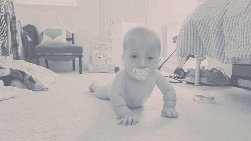 Henry was diagnosed with Noonan's syndrome shortly after he was born in September 2017 (Collect/PA Real Life).