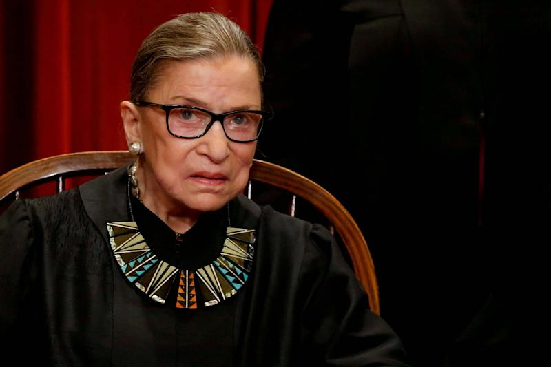US Supreme Court Justice Ruth Bader Ginsburg had died: REUTERS