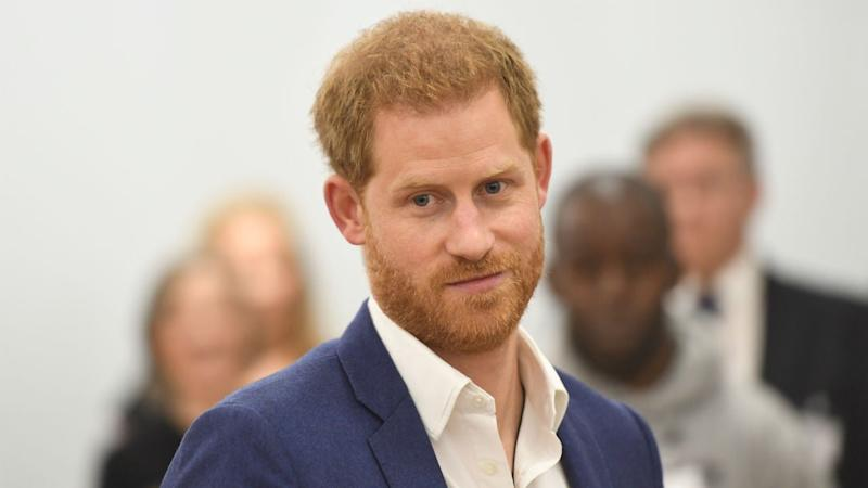 Prince Harry Calls Princess Diana's Death a 'Wound That Festers'