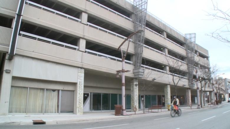 Mayor promises more 'reasonable' bid for Pelissier parking garage conversion is coming