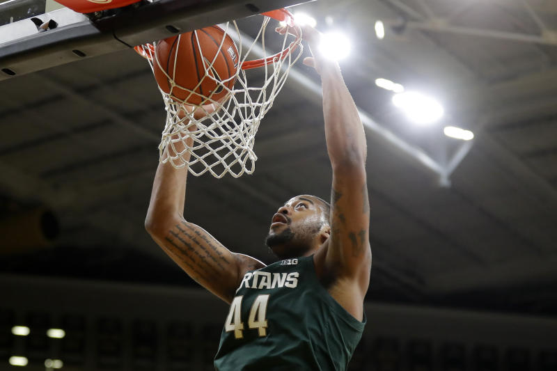 Purdue gets big win over Michigan State
