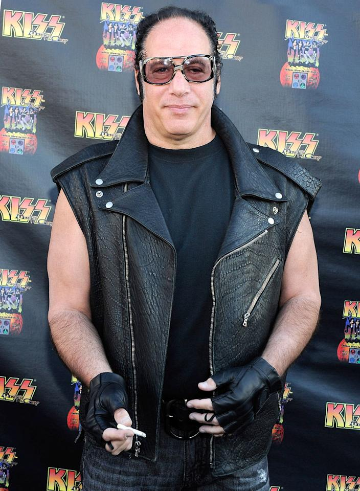 Andrew Dice Clay turns 55 on September 29.