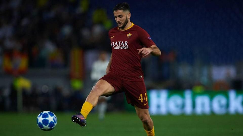 Konstantinos Manolas | Quality Sport Images/Getty Images