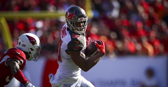 Bucs have O.J. Howard firmly on the road to redemption following Week 10