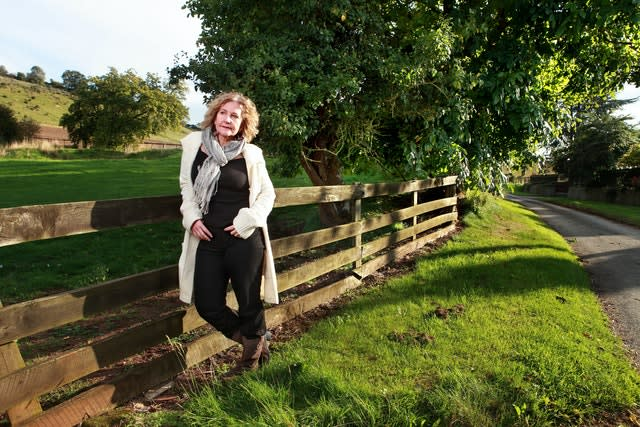 The Archers' busybody Susan Carter became a local radio DJ during lockdown