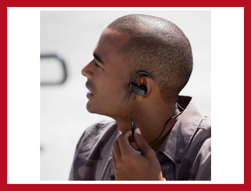 Epic audio and extreme comfort—Wireless In-Ear Powerbeats3 will change your listening life. (Photo: Beats by Dre)